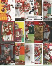 DWAYNE BOWE (150) Card Lot 48 Different w/ Premiums CHIEFS