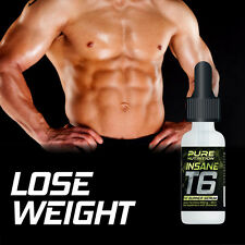 PURE NUTRITION T6 INSANE FAT BURNER SERUM – LOSE WEIGHT  NO STEROIDS CUT