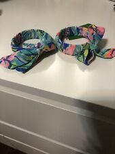 Lilly Pulitzer Fabric Wrapped Bangle BNWT!!!