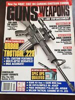 Guns And Weapons For Law Enforcement May 2000, Wilson Combat UT-15 .223