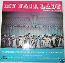 "My Fair Lady banda sonora musical de 1963 Vintage 12"" Vinilo Lp Lerner & Loewe Larner"