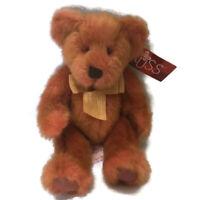 Vintage Russ Berrie Plush Tinker Bear Stuffed Animal Retired