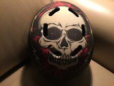 Skull Impressive Youth Bell Maniac Helmet Black W/ Skull 53-56 Cm Multi-Sport