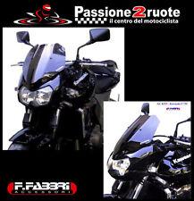 Cupolino nacked fumè scuro moto Fabbri kawasaki z750 03-06 k055ds