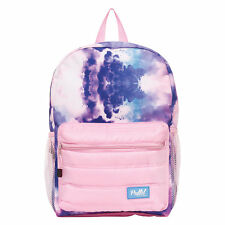 Mojo Puffed Backpack, Cotton Candy Pink