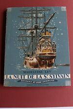 Madeleine LEY / Edy LEGRAND : la nuit de la ST SYLVAIN -  Calmann-Levy 1935
