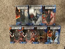 G.I. Joe Classified Series Lot Of 7 NIB FIGURES