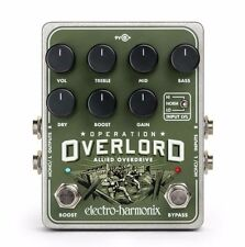 Electro-Harmonix Operation Overlord - Allied Overdrive Pedal!