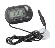 LCD Digital Temperature Thermometer For Fish Tank Aquarium Water Tank Controller