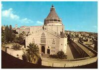 Nazareth, The Church of the Annunciation Fisheye Israel, Palestine Rare Postcard