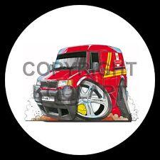 Koolart 4x4 4 x 4 Spare Wheel Graphic Trucks Ldv200 Royal Mail Van Sticker 1357
