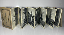More details for vintage amsterdam post cards x10 souvenir concertina landmarks windmill