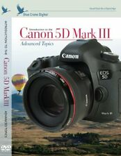 Blue Crane Digital Introduction to the Canon 5D Mark III: Advanced Topics DVD...