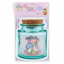 Little Twin Stars Kanister Design Reißverschluss Tasche 4 teilig Set Sanrio Kawaii ZJP