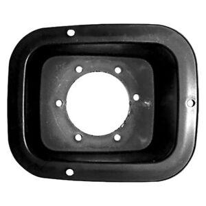 OMIX-ADA Fuel Filler Neck Cover; 78-95 Jeep CJ/Wrangler Y P/N - 17742.01