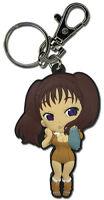 **Legit** Seven Deadly Sins Authentic PVC Keychain Sin of Envy Diane #85379