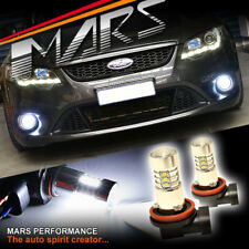 MARS Projector LED Bumper Bar Driving Fog Lights Bulbs Globes Ford Falcon FG BF