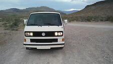 1989 Volkswagen Bus/Vanagon Wolfsburg Edition