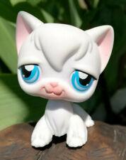 Littlest Pet Shop LPS chat Angora #09