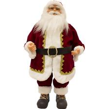 Babbo Natale con Musica e Movimento 60 cm Classico 43818
