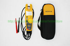 FLUKE T6-600 Clamp Continuity Current Electrical Tester with Soft Case KCH16