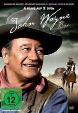DVD- JOHN WAYNE BOX- 4 FILME auf 2 DVD´s -- NEU --