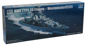 Trumpeter Model kit 1/350 HMS Westminster F237 Type 23 Frigate
