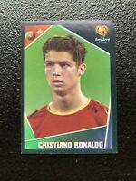 2004 Panini UEFA Euro Portugal Sticker 23 Rookie RC Cristiano Ronaldo