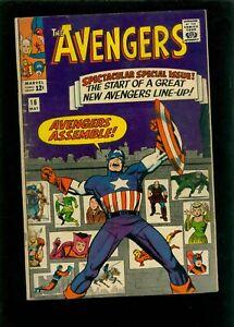 Avengers 16 VG- 3.5