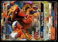 POKEMON SM3 (Burning Shadows) HOLO N°  20/147 CHARIZARD GX HP250 Attack 300
