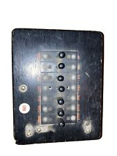 New listing Vintage Decade Resistance Box