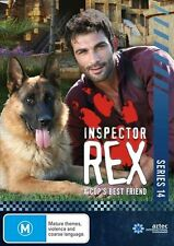 INSPECTOR REX - SERIES 14 (3 DVD SET) BRAND NEW!!! SEALED!!!