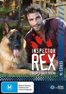 Inspector Rex : Series 14 (DVD, 3-Disc Set) NEW/SEALED