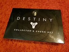 Destiny Collector's Edition Chess Set by USAopoly - Brand New, Sealed