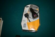 Belkin USB Car Charger Sync Cable for Dell Axim x5 new