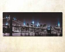 LED New York Canvas Landscape Picture Photography Bedroom Decor Lights