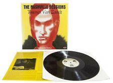 TOWNES VAN ZANDT - THE NASHVILLE SESSIONS  VINYL LP NEUF
