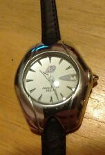 Vintage Freestyle K2 Model 782 ladies watch, running with new battery/leather H