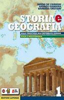Storia e Geografia vol.1 LaTerza editore, DeCorradi/Giardina, cod:9788842112112