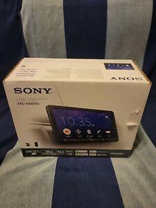 """XAV-AX8000 8.95"""" Touchscreen Sony XAV-AX8000  Media Receiver with Bluetooth"""