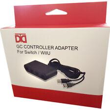 Switch Controller Gamecube-Adapter Identisch mit original NEUOVP
