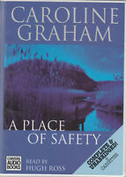 A Place of Safety Caroline Graham 8 Cassette Audio Book Unabridged Thriller
