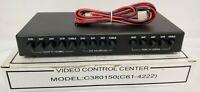 Video Control Center C380150(C61-4222) RV CAMPER TRAILER MOTORHOME