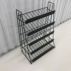 Brand New Chips Assorted Candy and Snack Metal Shelf Counter Display Rack 15x21""