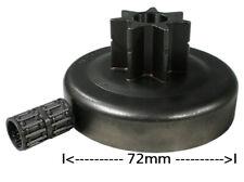 """Espada compatible con still 026 Av MS 260 50cm 325/"""" 81tg 1,6mm raíl guía bar"""