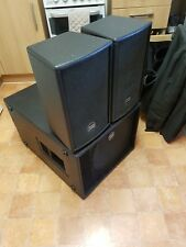 HK Audio Soundhouse One Active PA Speaker Systemcomplete with all leads