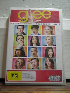 Glee - Season 1 - Volume 1 - 4 Disc - Used - DVD