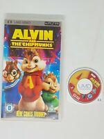 ALVIN AND THE CHIPMUNKS ** PSP **UMD **