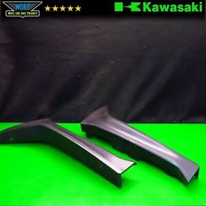OEM KAWASAKI KRX1000 FENDER FLARE LEFT RIGHT LOWER FRONT 14093-0808 14093-0809