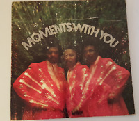 Moments With You, Vinyl LP Record Album